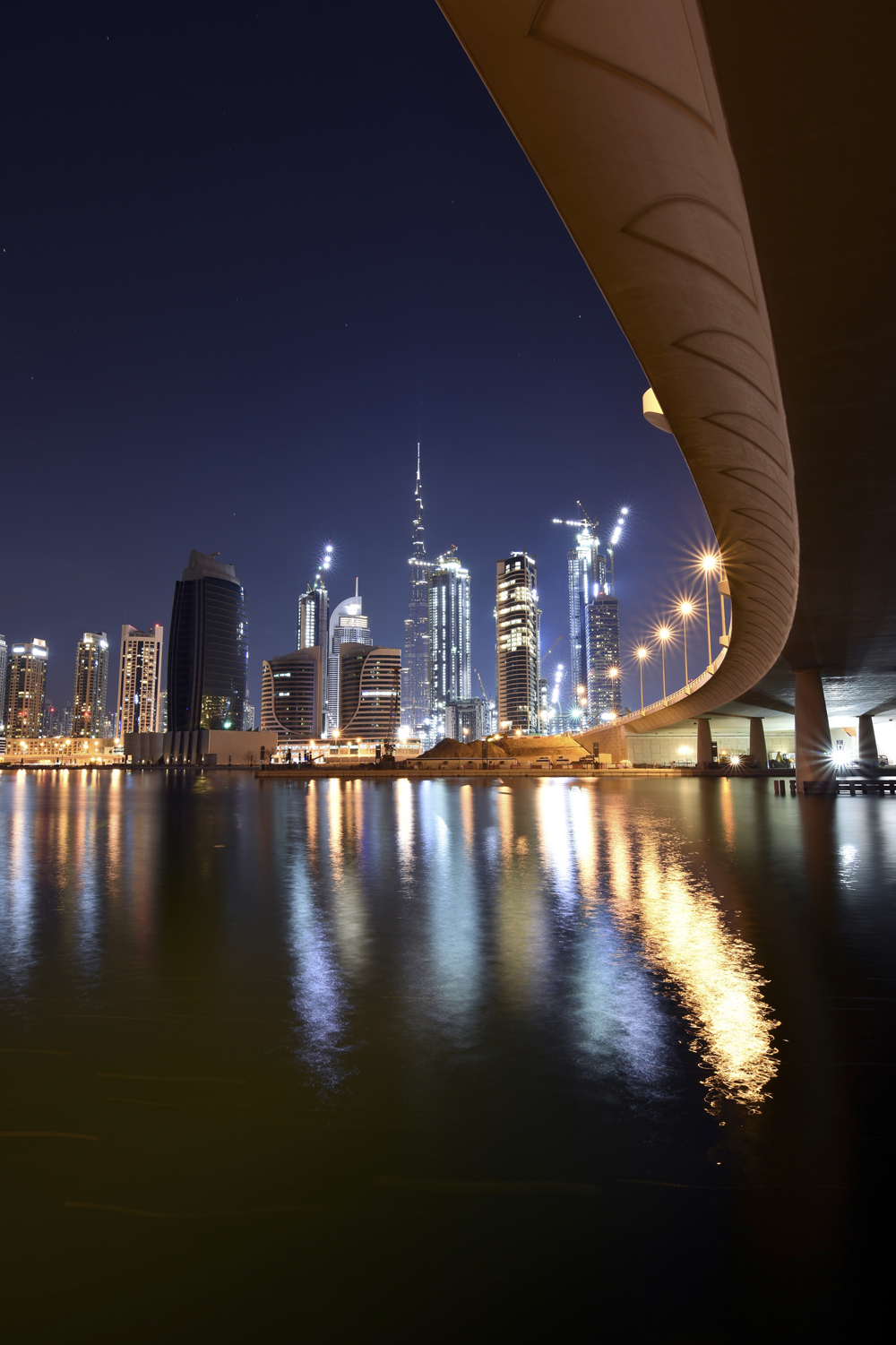Dubai Skyline, Business Bay